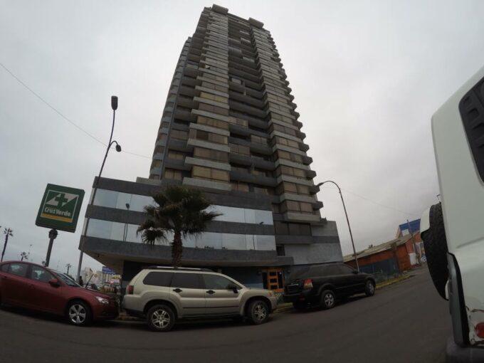 Edificio Alto del Parque